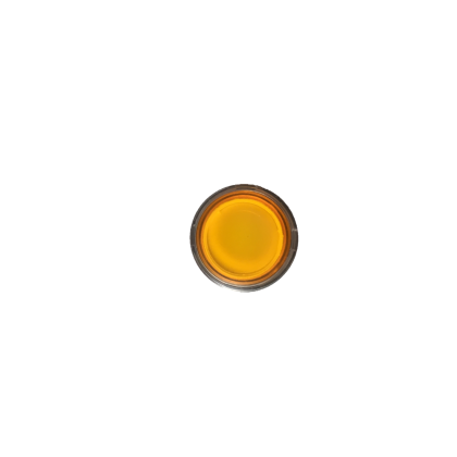 ORANGE FLUSH ILLUMINATED ACTION BUTTON