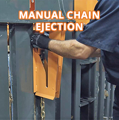 manual chain ejection 54579